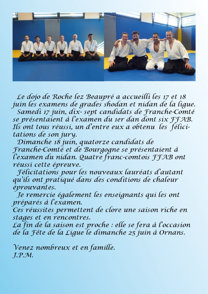 examens de grades shodan et nidan aikido ligue de franche comt ffab. Black Bedroom Furniture Sets. Home Design Ideas